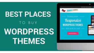 Mua theme WordPress ở đâu tốt nhất?