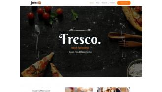 Top 5 theme miễn phí cho nhà hàng tốt nhất 2021