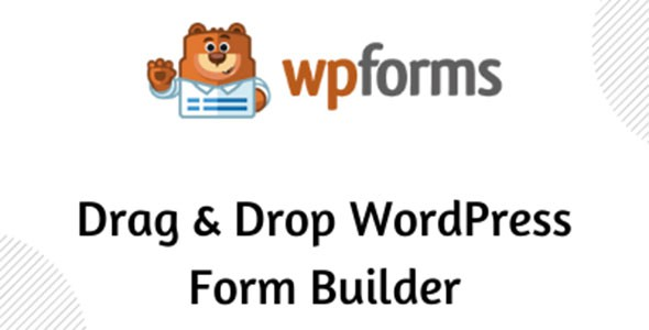 WPForms – Drag & Drop WordPress Form Builder (Basic)